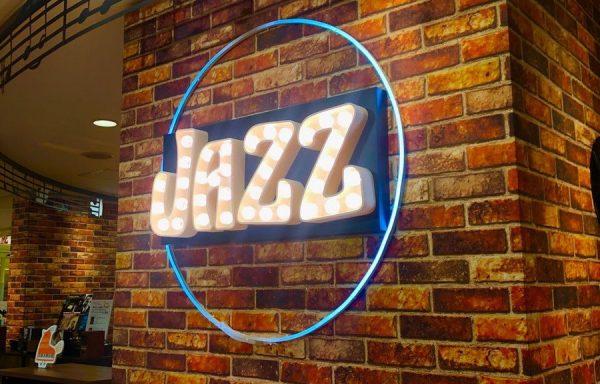 『JAZZ FUN TIME~ジャズを楽しむ神戸の暮らし~』ブースの一部