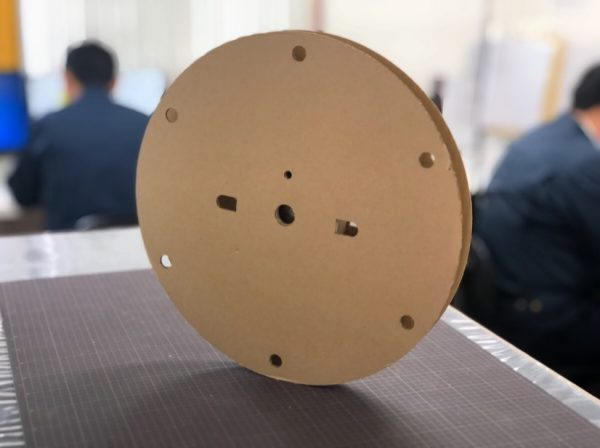 美販 ダンボール製のリール