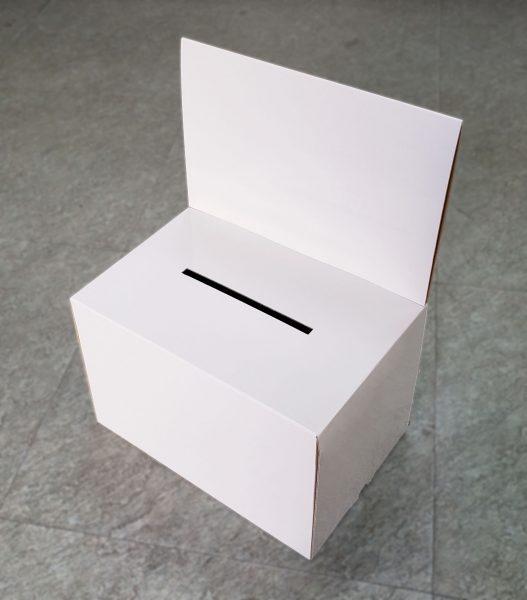 アンケートボックス