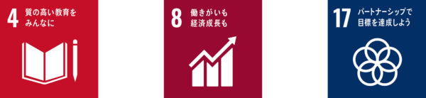 SDGsのワークショップの取り組みに関する番号
