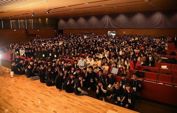 日本大学商学部砧キャンパス 冬カン全体写真