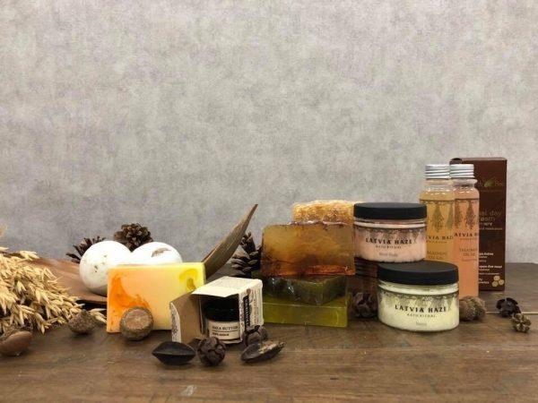 ラトビア・ヘイズ 商品画像 石鹸 バスアイテム